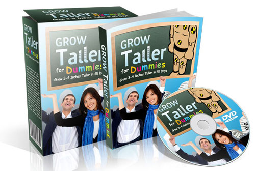 Grow Taller For Dummies Pdf